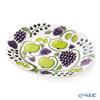 Arabia 'Paratiisi' Purple 1016091 Oval Plate 35x30.5cm
