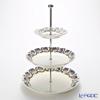 Arabia Keto-orvokki (Viola Tricolor) 3 tier cake stand