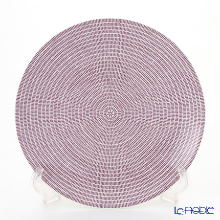 Arabia '24h Avec' Purple 1019230 Plate 26cm