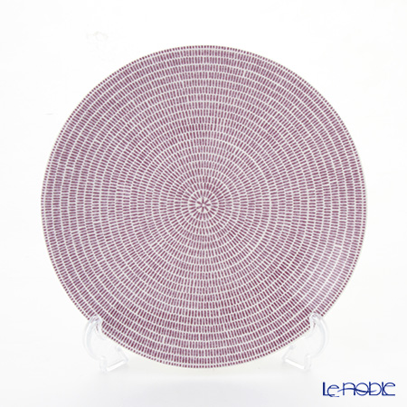 Arabia '24h Avec' Purple 1019231 Plate 21cm