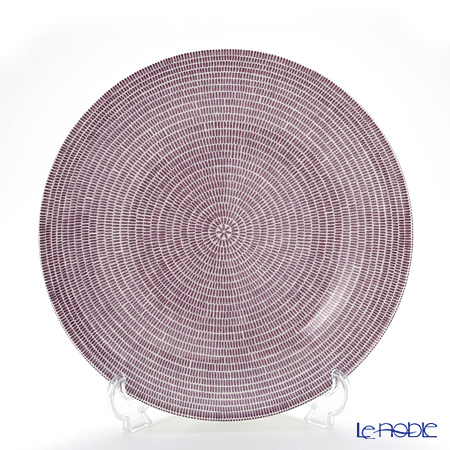 Arabia 24h Avec Purple Deep plate 24 cm