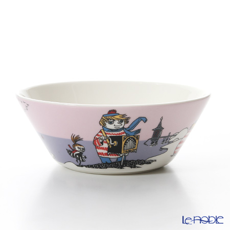 Arabia Moomin Classics - Tooticky Bowl 15cm, violet 2016