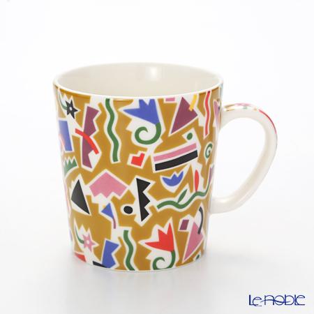 アラビア(ARABIA) フィンランド独立100周年記念マグカップ Bebop(ビーバップ) 1992 ARABIA FIN100 MUG