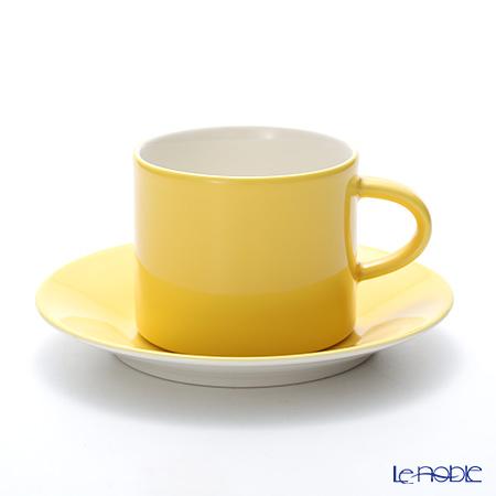 アラビア(ARABIA) アラビア カラーズ イエローカップ&ソーサー 180ml
