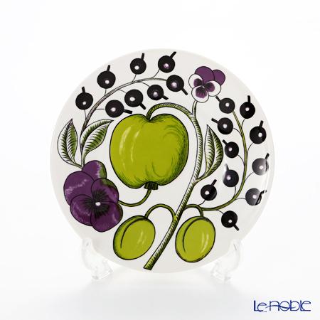 Arabia 'Paratiisi' Purple 1024181 Plate 14cm