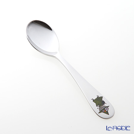 Hackman Moomin Cutlery Moomin winter spoon 2017 Coffee spoon, Snufkin [Limited in Christmas 2017]