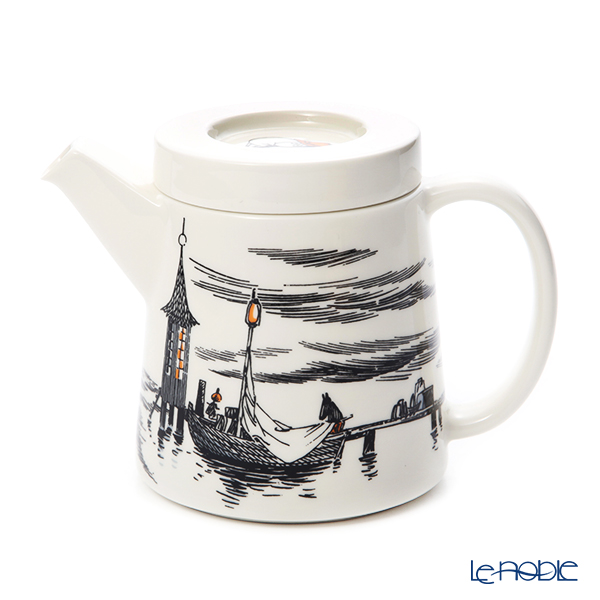 Arabia 'Moomin Special - True to its Origins' Tea Pot 700ml