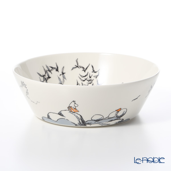 Arabia 'Moomin Special - True to its Origins' Serving Bowl 23.5cm