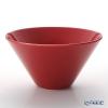 Arabia 'Koko' Coral Red Bowl (S) 500ml