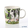 Arabia Moomin Seasonal Mug 0,3 l, going on vacation [Limited Item in Summer 2018]