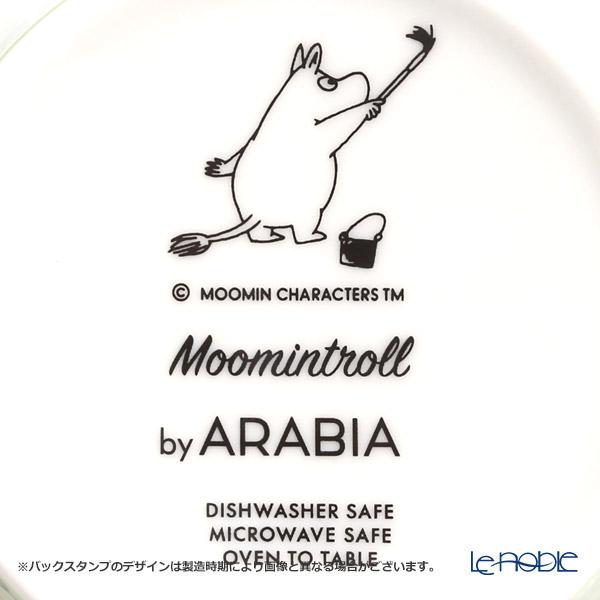 アラビア(ARABIA) ムーミンムーミン(グラスグリーン) マグ 300cc