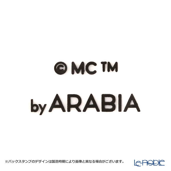 アラビア(ARABIA) ムーミン コレクション 2019 ウインターミニマグ 4pcs クリスマス Crown Snow-load 1028342 オーナメント