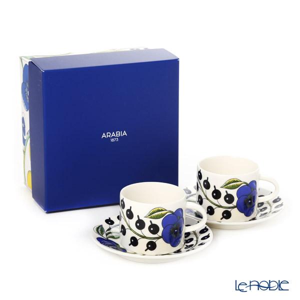 アラビア(ARABIA) パラティッシ イエロー コーヒーカップ&ソーサー 180cc 1050706 パラティッシ誕生50周年記念 アニバーサリーボックス付