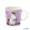 Arabia Moomin Classic Mag 300cc Snoke's Old Lady (SNORKMAIDEN) Lilac 1052343