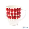 Arabia '24h Tuokio' Red 1055225 Mug 340ml