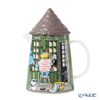 Arabia Moomin Bath House Pitcher with Lid 1.0L 1055267