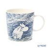 Arabia 'Moomin Seasonal - Snow Blizzard'  1055333 Mug 300ml