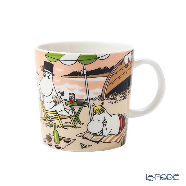 アラビア(ARABIA) ムーミン 2021S サマー マグカップ 300ml トゥギャザー 1057206