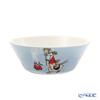 Arabia 'Moomin Classics - Fillyfjonk' Blue Grey 1057217 Bowl 15cm
