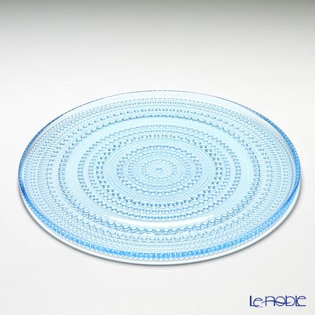 Iittala Kastehelmi Plate 315 mm light blue