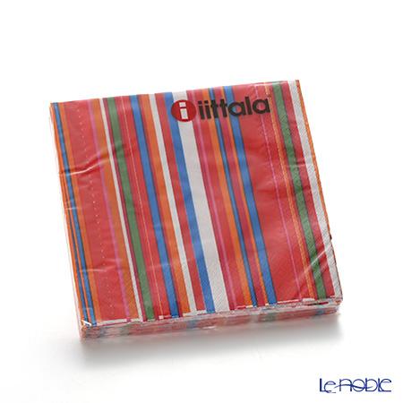 イッタラ(iittala) オリゴ レッド ペーパーナプキン 33×33cm 20枚入