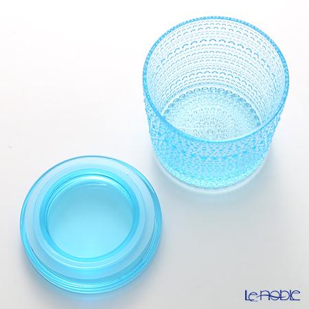 Iittala Kastehelmi Jar 116 x 114 mm light blue