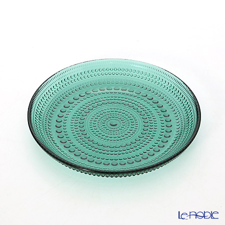 Iittala Kastehelmi Plate 170 mm emerald