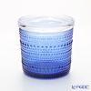 Iittala Kastehelmi Jar 116x114 mm ultramarine blue