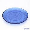 Iittala Kastehelmi Plate 248 mm ultramarine blue
