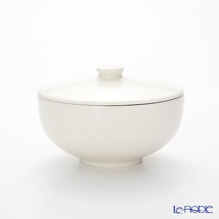 イッタラ(iittala) ティーマ ティーミ ホワイト 蓋付きスープボウル 0.8L