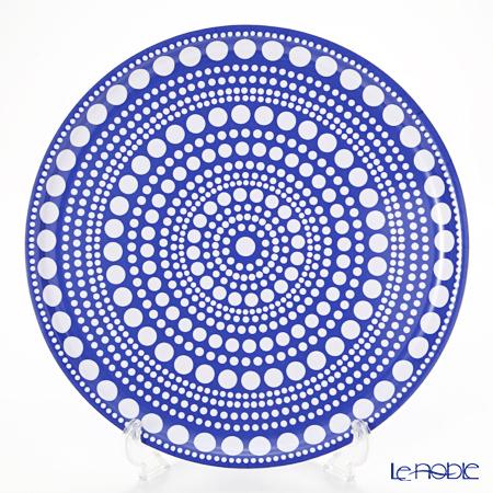 イッタラ(iittala) カステヘルミトレー ブルー 35cm※木製※