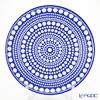 Iittala Kastehelmi Tray 35 cm blue