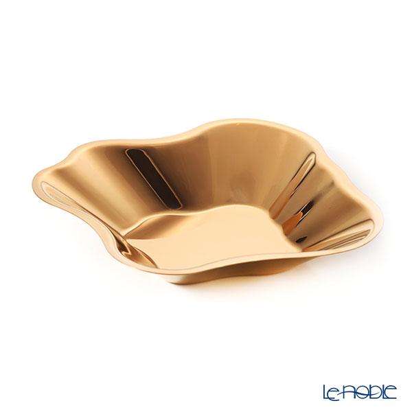 イッタラ(iittala)アルヴァ・アアルト コレクション ステンレスボウル 35.8×6cm ピンクゴールド 1024456
