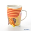 Iittala Graphics Mug Solid Waves 0,4L