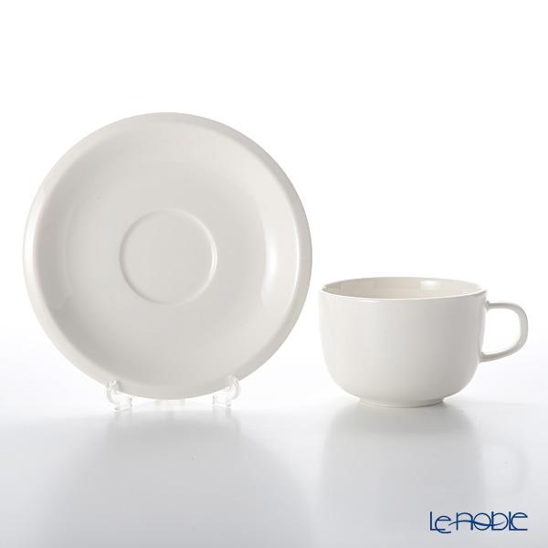 Iittala Raami Cup & Saucer 0.27 L/16cm, white