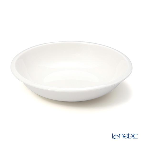 Iittala Raami Deep Plate 22cm, white
