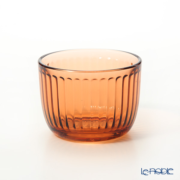 Iittala Raami Candle holder Sevilla Orange 9cm