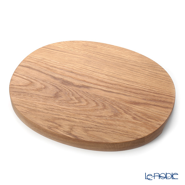 Iittala Raami Oval Wooden Serving Tray 31x25cm, oak