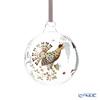 Iittala 'Taika - Siimes (Deer &Capercailzie Bird)' [2019] Ornament Ball 8cm