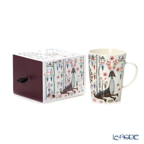 Iittala 'Taika - Siimes (Deer & Hedgehog & Capercailzie Bird)' Mug 400ml (with brand box)