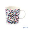 Iittala 'Helle' Blue x Red 1028169 Mug 300ml