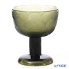 Ittala 'Miranda' Moss Green 1051297 Bowl (footed) H14.5cm