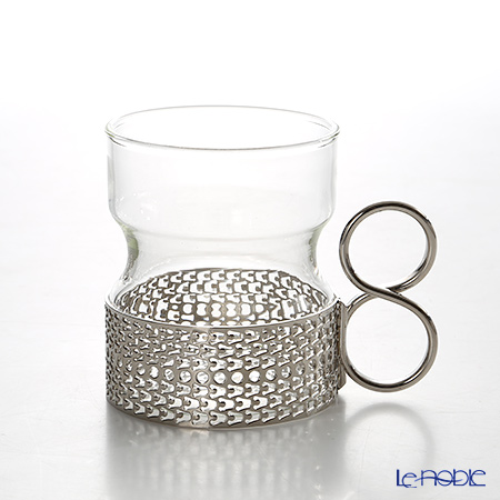 イッタラ(iittala) ツァイッカホルダー付グラス