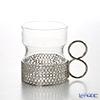 Iittala Tsaikka Glass with Stainless Holder