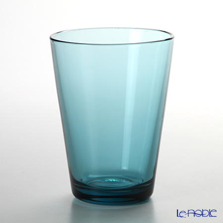 Iittala 'Kartio' Sea Blue Tumbler 400ml