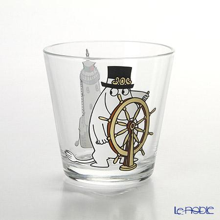 Iittala Moomin Glass 21 cl Moominpappa at the helm