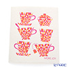 Sponge wipes MORE JOY Teacups (red)