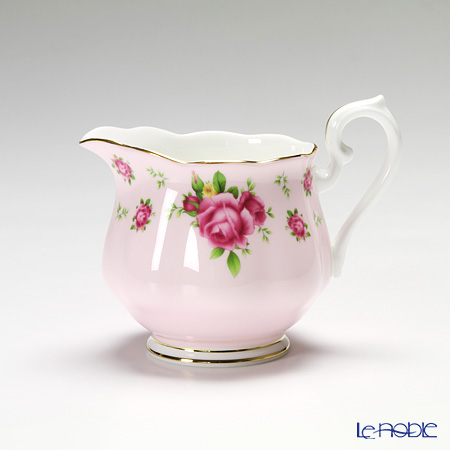 Royal Albert New Country Roses - Pink Vintage Cream NCRPNK25819