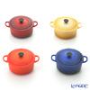 Le Creuset magnet set of 4 Cherry red / orange / dune / blue