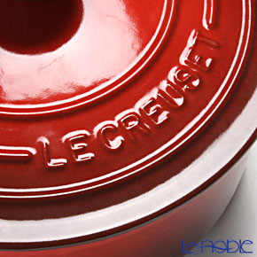 Le Creuset ( LeCreuset Cocotte/Casserole Ronde 18 cm Cherry Red's